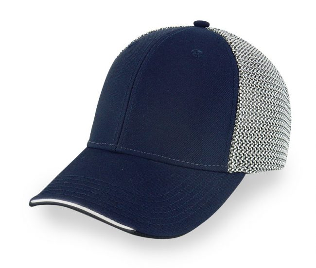 RADV40-NAVY/WHITE-GREY-MESH