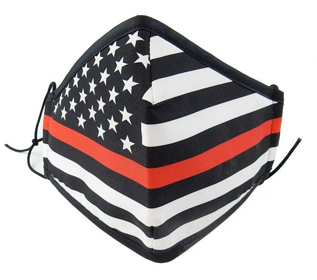 3-layer black white stripes-s