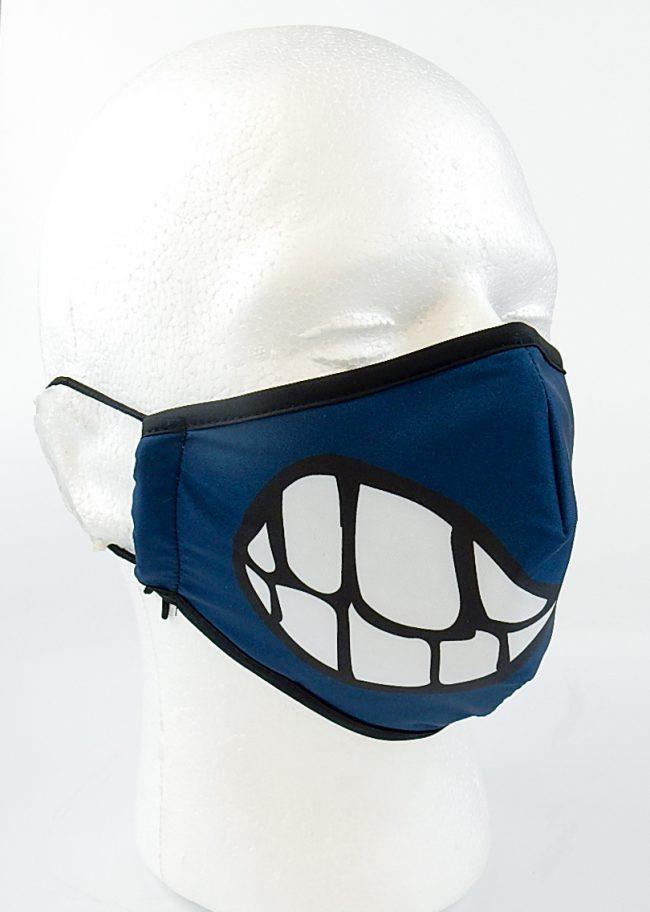 Blue Smirkr